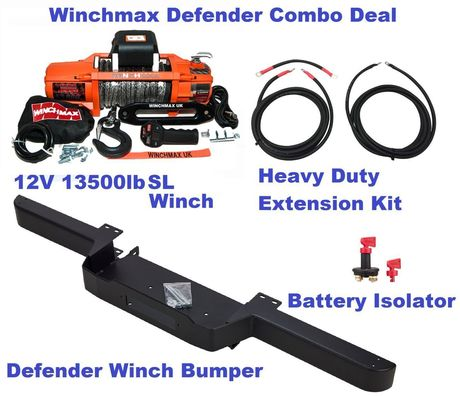 Defender combo deal Compact-S