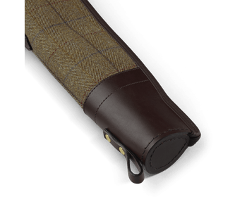 Hemsley tweed shotgun slip