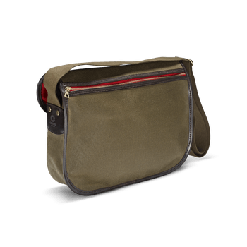 Vintage canvas carryall