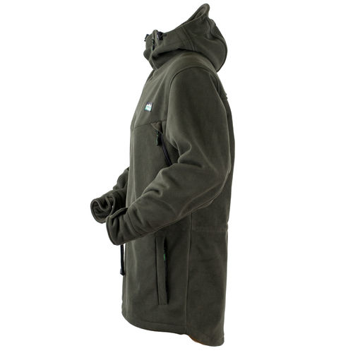 Grizzly olive Smock