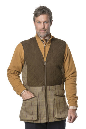 Grouse collection shooting vest