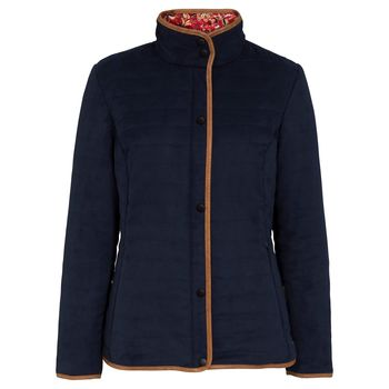 Felwell ladies quilt jacket