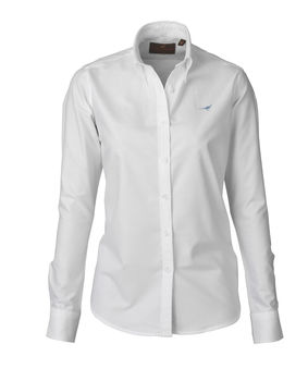 Chemise NOTRE DAME OXFORD  WHITE