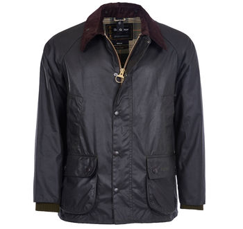 Bedale sage wax jacket