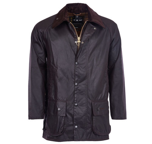 Beaufort rustic wax jacket