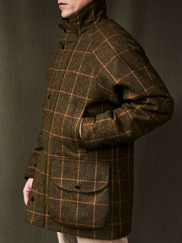 Manteau tweed LITCHFIELD