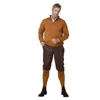 Ardennes leather breeks