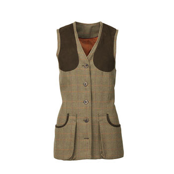 Blunham ladies shooting vest