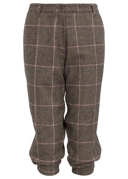 Compton ebony ladies breeks