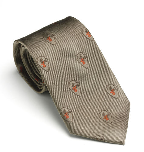 Trophy stag tie 2 colors
