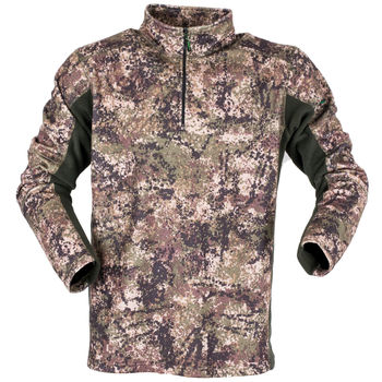 Norvegian dirt camo fleece