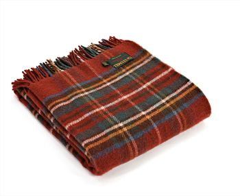 Plaid tartan Antique royal stewart