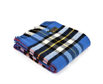 Dress Thompson tartan throw