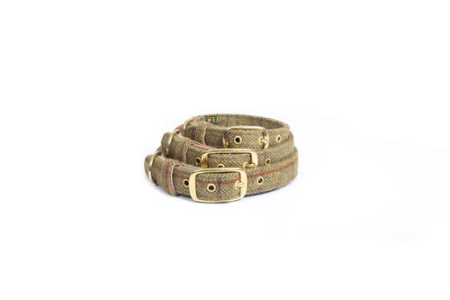 Tweed 922 dog collar