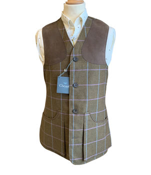 Moorland RT5 tweed vest