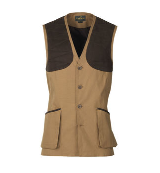 Gilet Cottonwoods leigh camel