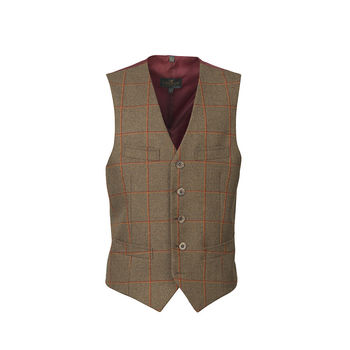 Clyde dress vest
