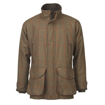 Clyde Wingfield coat