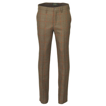 Clyde tweed trousers