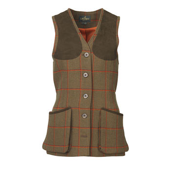 Beauly ladies shooting vest