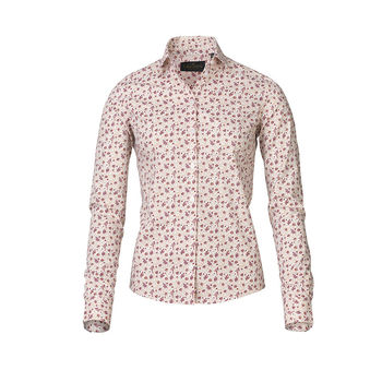 Rose pink ladies shirt