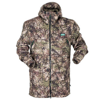 Parka Grizzly polaire dirt camo