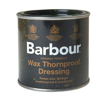 Wax thornproof