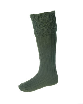 Chaussettes RANNOCH spruce