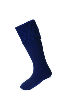 Chaussettes RANNOCH navy