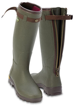Primo nord zip boots