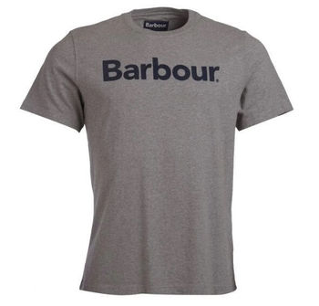 T-shirt logo grey marl