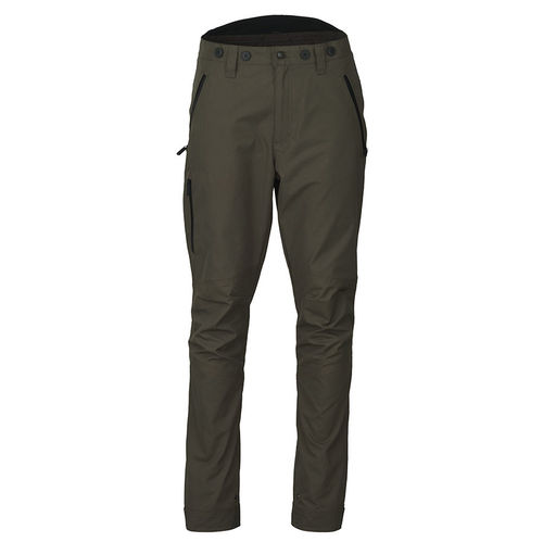 Dynamic eco olive trouser