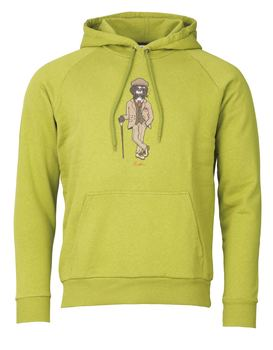 Hoodie sweat rough german moss