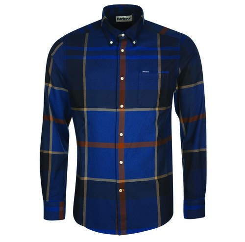 Chemise DUNOON tailored midnight