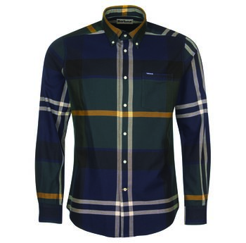Chemise DUNOON tailored seaweed