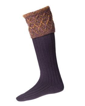 Chaussettes FORRES thistle + garters