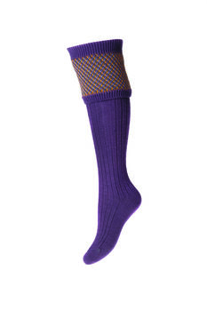 Chaussettes Lady TAYSIDE thistle