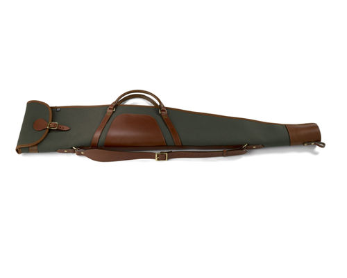 G/T rosedale canvas/leather rifle slip