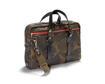 Camouflage laptop bag