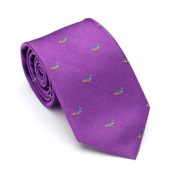 Swimming duck tie 6 colors