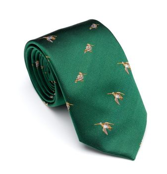 Woodcock tie 3 colors