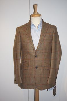 Shelton tweed jacket
