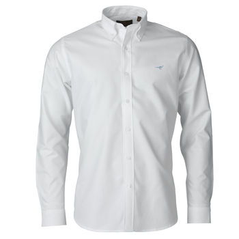Chemise HARVARD OXFORD WHITE