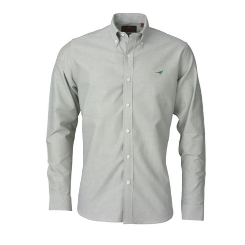 Chemise HARVARD oxford herb green