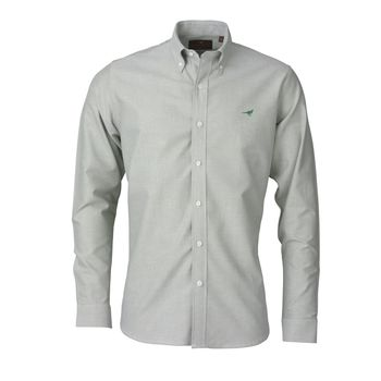 Harvard herb green shirt