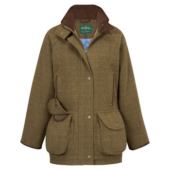 Compton willow ladies coat