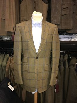 Dornoch tweed jacket