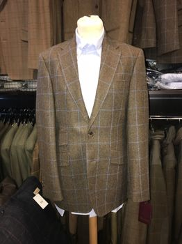 Rogart tweed jacket
