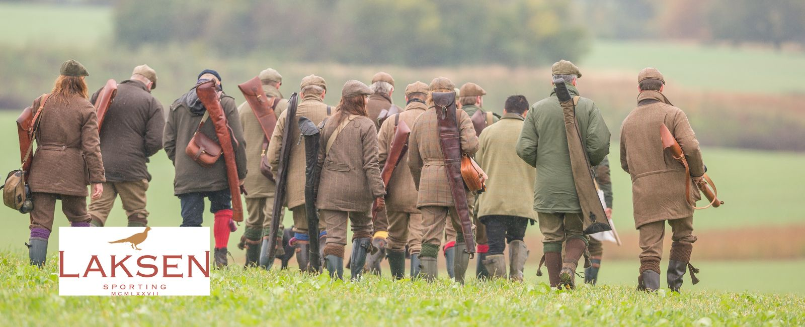 Laksen sporting hunting and outdoor clothes tweedchasse
