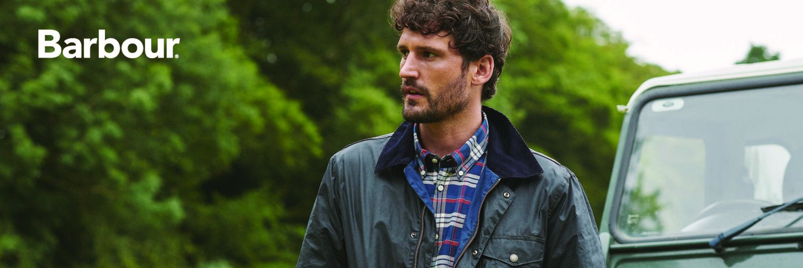 Barbour clothing collection tweedchasse